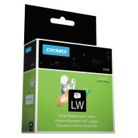 DYMO LabelWriter Multipurpose Labels, 1 x 2 1/8, White, 500 Labels/Roll DYM30336