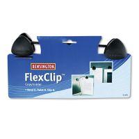 Kensington FlexClip Gooseneck Copyholder, Monitor/Laptop Mount, Black KMW62081
