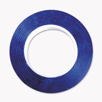 "COSCO Art Tape, Blue Gloss, 1/4"" x 324"" COS098076"