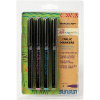 Manuscript Pens & Markers
