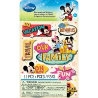 Disney Dimensional Stickers NOTM207477