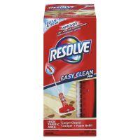 RESOLVE Easy Clean Carpet Cleaning System W/Brush, Foam, 22 oz RAC82844
