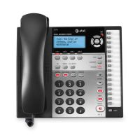 AT&T 1070 Corded Four-Line Expandable Telephone, Caller ID ATT1070