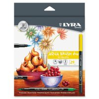 Lyra Aqua Brush Duo Markers DIX6521240