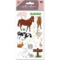 Sticko Classic Stickers NOTM358607