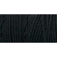 Iris Nylon Crochet Thread - Black NOTM418079