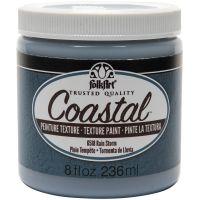 FolkArt Coastal Texture Paint 8oz NOTM435872