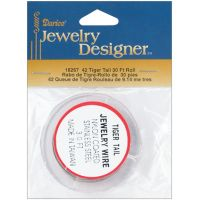Tiger Tail Nylon Coated Jewelry Wire   NOTM297980