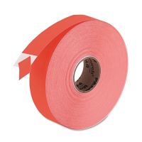 Monarch Easy-Load 1131 1-Line Pricemarker Label, 7/16 x 7/8, Fluorescent Red, 2500/Pack MNK925075