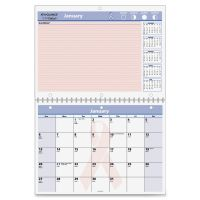 At-A-Glance QuickNotes Breast Cancer Awareness Monthly Calendar AAGPMPN5028