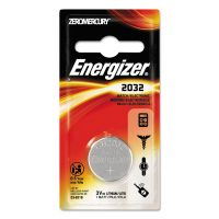 Energizer Watch/Electronic/Specialty Battery, 2032, 3V EVEECR2032BP