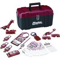 Master Lock Electrical Lockout Kit MLK1457E410KA