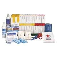 First Aid Only ANSI Industrial First Aid Station Refill Packs, 446 Pieces FAO90618