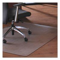 Floortex Cleartex MegaMat Heavy-Duty Polycarbonate Mat for Hard Floor/All Carpet, 46 x 60 FLRECM121525ER