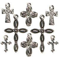 Jewelry Basics Metal Charms NOTM150096
