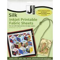 "Ink Jet Fabric Sheets 8.5""X11"" 10/Pkg NOTM120099"