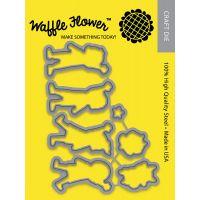 Waffle Flower Die NOTM322651
