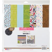 "Bella Blvd Collection Kit 12""X12"" NOTM058245"