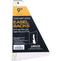 Self-Stick Chipboard Easel Backs 5/Pkg NOTM378385