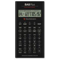 Texas Instruments BA-II Plus Professional Calculator TEXBAIIPLUSPRO
