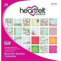 "Heartfelt Creations Double-Sided Paper Pad 12""X12"" 24/Pkg NOTM466661"