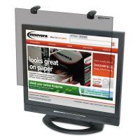 "Innovera Protective Antiglare LCD Monitor Filter, Fits 17""-18"" LCD Monitors IVR46402"