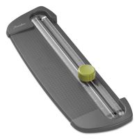 Swingline SmartCut Compact Personal Rotary Trimmer, 5 Sheets, Plastic Base, 5 x 16 1/2 SWI1112