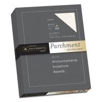 Southworth Parchment Specialty Paper, Ivory, 32lb, 8 1/2 x 11, 250 Sheets SOUJ988C