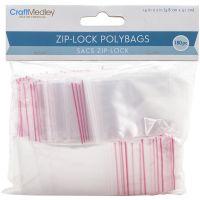 Ziplock Polybags 180/Pkg NOTM491137