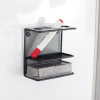 Safco Onyx™ Mesh Marker Holder with Shelf SAF3611BL