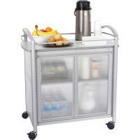 Safco Impromptu Refreshment Cart SAF8966GR