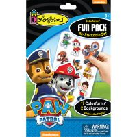 Colorforms(R) Fun Pack Re-Stickable Sticker Set NOTM232780