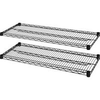 Lorell Industrial Wire Shelves LLR69136