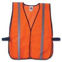 GloWear Orange Standard Vest EGO20030