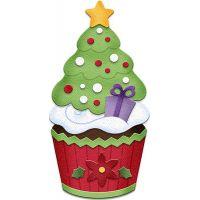 CottageCutz Tree Cupcake Dies NOTM085798