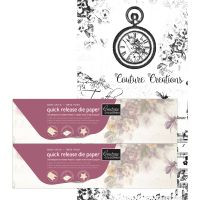 Couture Creations Quick Release Die Paper Twin Pack NOTM334106