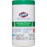 Clorox Hydrogen Peroxide Disinfecting Wipes CLO30824