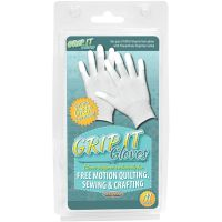 Grip Gloves For Free Motion Quilting NOTM322338