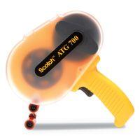 Scotch Adhesive Transfer Tape Applicator, Clear Cover MMMATG700