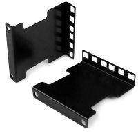 StarTech.com Rail Depth Adapter Kit for Server Racks - 4 in. (10 cm) Rack Extender - 2U SYNX4594825