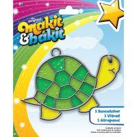 Makit & Bakit Turtle Suncatcher Kit NOTM413187
