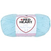 Red Heart Soft Baby Steps Yarn - Aqua NOTM395836