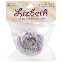 Lizbeth Cordonnet Cotton Crochet Thread NOTM050829