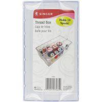 Clear Plastic Thread Box NOTM088260