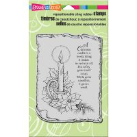 """Stampendous Cling Stamp 4""""X6"""" NOTM018192"""