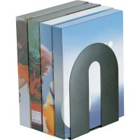 OIC Steel Construction Heavy-Duty Bookends OIC93142