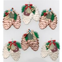 Jolee's Christmas Stickers NOTM242960