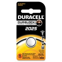 Duracell Coin Cell Lithium 3V Battery - DL2025 DUR66390