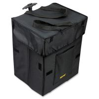 Dbest Smart Travel/Luggage Case Laundry, Grocery, Book - Black DBE01004