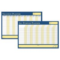 House of Doolittle 100% Recycled All-Purpose/Vacation Plan-A-Board Planning Board, 36 x 24 HOD639